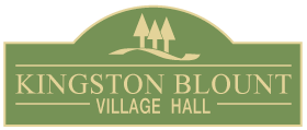 Kingston Blount Village Hall